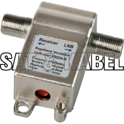 Inline-Verstärker regelbar V3024-R