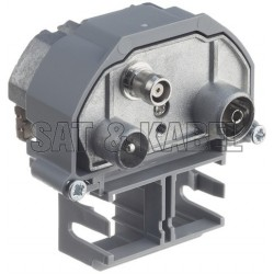 R&M IEC-M/F 3-Loch 11dB