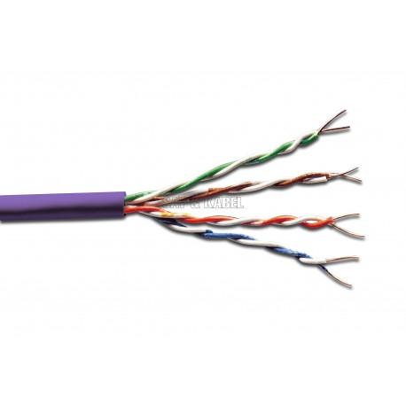 Kat.6 U-UTP Twisted Pair Inst. Kabel
