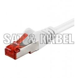 Patchkabel Kat. 6 S/FTP, goobay