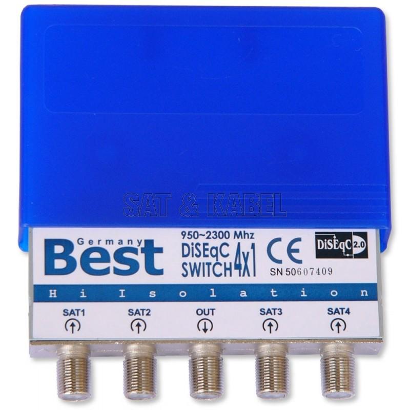 diseqc schalter 4 1 sat kabel gmbh. Black Bedroom Furniture Sets. Home Design Ideas